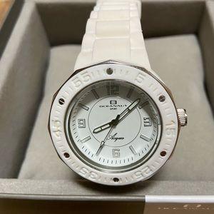 Oceanaut Acqua white Watch